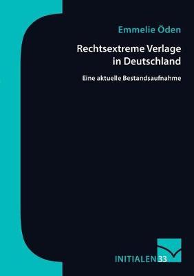 Rechtsextreme Verlage in Deutschland (Paperback)