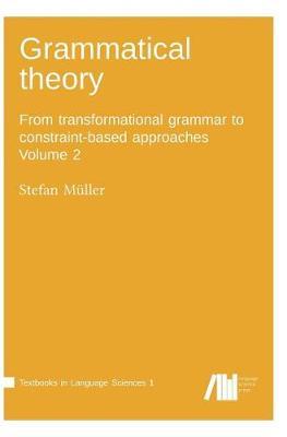 Grammatical Theory Vol. 2 (Hardback)