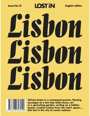 Lisbon - Lost in (Paperback)