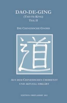 DAO-de-Ging (Tao-Te-King) (Paperback)