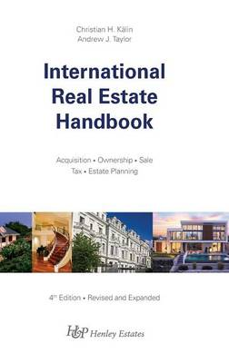 International Real Estate Handbook (Hardback)