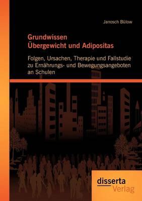 Grundwissen Bergewicht Und Adipositas: Folgen, Ursachen, Therapie Und Fallstudie Zu Ern Hrungs- Und Bewegungsangeboten an Schulen (Paperback)