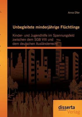 Unbegleitete Minderjahrige Fluchtlinge: Kinder- Und Jugendhilfe Im Spannungsfeld Zwischen Dem Sgb VIII Und Dem Deutschen Auslanderrecht (Paperback)
