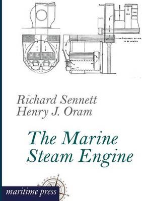 The Marine Steam Engine (Paperback)