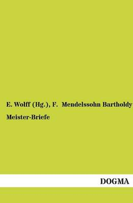 Meister-Briefe (Paperback)