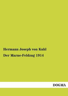 Der Marne-Feldzug 1914 (Paperback)