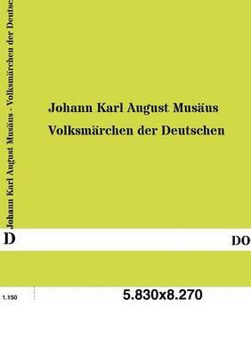 Volksmarchen Der Deutschen (Paperback)