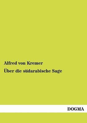 Ber Die S Darabische Sage (Paperback)