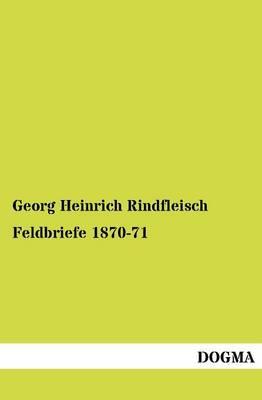 Feldbriefe 1870-71 (Paperback)