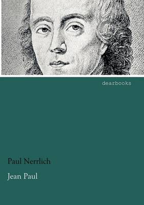 Jean Paul (Paperback)