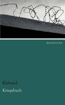 Kriegsbuch (Paperback)