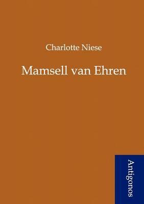 Mamsell Van Ehren (Paperback)
