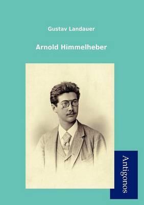 Arnold Himmelheber (Paperback)