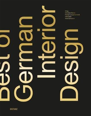 Best of German Interior Design (Hardback)