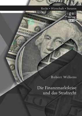 Die Finanzmarktkrise Und Das Strafrecht (Paperback)