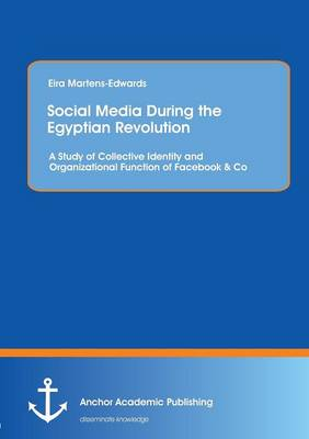 Social Media During the Egyptian Revolution: A Study of Collective Identity and Organizational Function of Facebook & Co (Paperback)