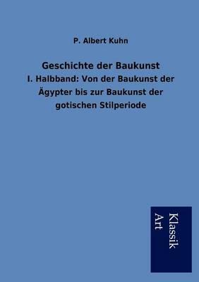 Geschichte Der Baukunst (Paperback)