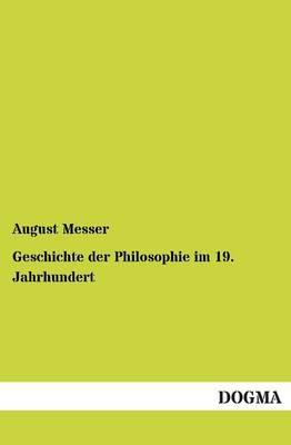 Geschichte Der Philosophie Im 19. Jahrhundert (Paperback)