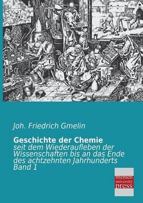 Geschichte Der Chemie (Paperback)