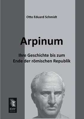 Arpinum (Paperback)