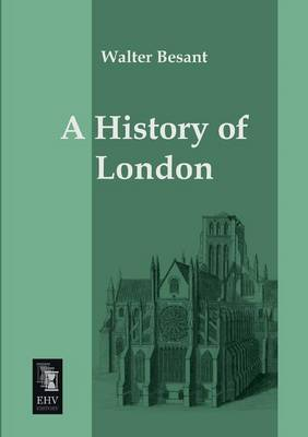 A History of London (Paperback)
