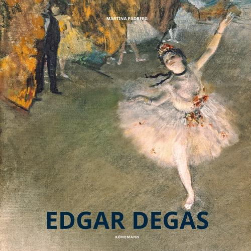 Edgar Degas - Artist Monographs (Hardback)
