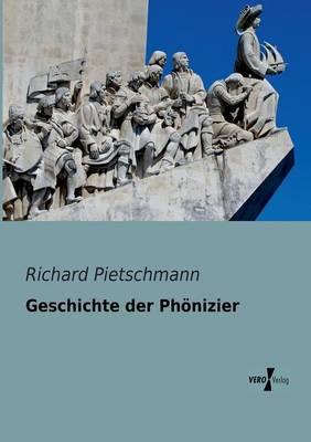 Geschichte Der Phonizier (Paperback)