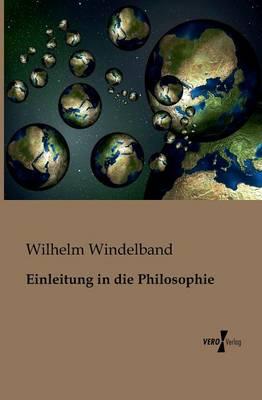 Einleitung in Die Philosophie (Paperback)