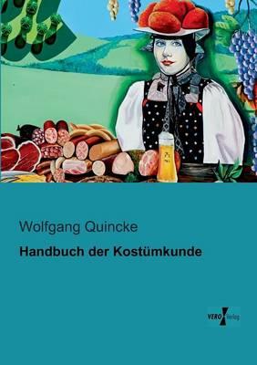 Handbuch Der Kost mkunde (Paperback)