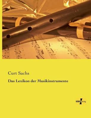 Das Lexikon Der Musikinstrumente (Paperback)