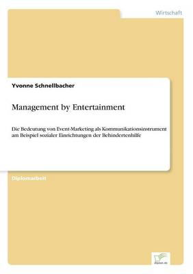 Management by Entertainment (Paperback)
