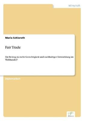 Fair Trade (Paperback)