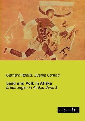 Land Und Volk in Afrika (Paperback)