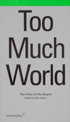 Hito Steyerl - Too Much World. The Films of Hito Steyerl (Paperback)