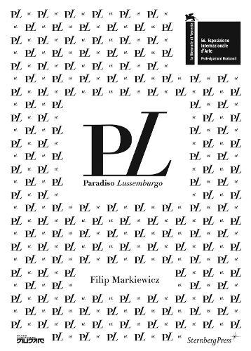 Filip Markiewicz - Paradiso Lussemburgo (Hardback)