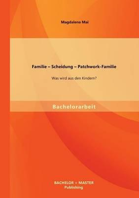 Familie - Scheidung - Patchwork-Familie: Was Wird Aus Den Kindern? (Paperback)