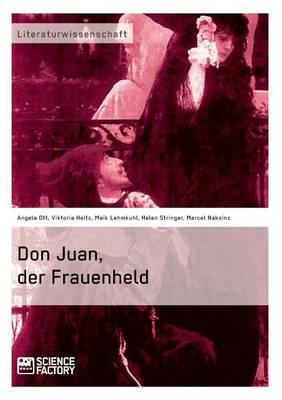 Don Juan, der Frauenheld (Paperback)