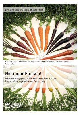 Nie mehr Fleisch! (Paperback)