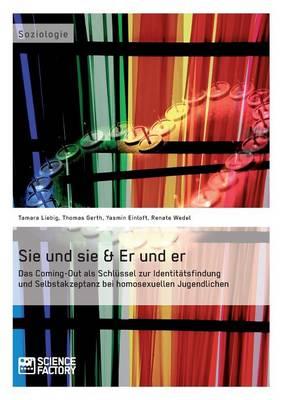 Sie Und Sie & Er Und Er. Das Coming-Out ALS Schlussel Zur Identitatsfindung Und Selbstakzeptanz Bei Homosexuellen Jugendlichen (Paperback)