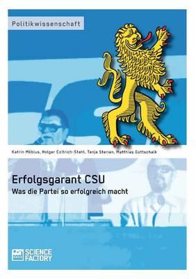Erfolgsgarant CSU (Paperback)