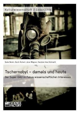 Tschernobyl - Damals Und Heute (Paperback)