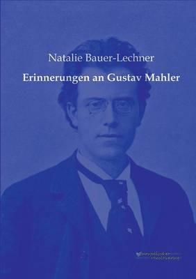 Erinnerungen an Gustav Mahler (Paperback)
