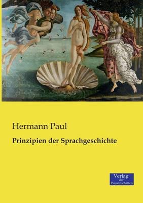 Prinzipien Der Sprachgeschichte (Paperback)