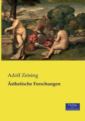 sthetische Forschungen (Paperback)