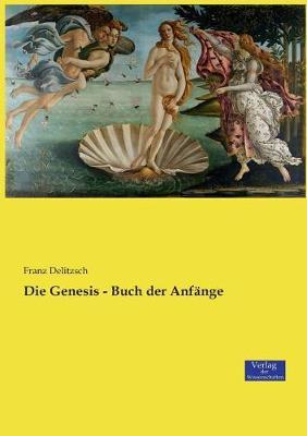 Die Genesis - Buch Der Anfange (Paperback)