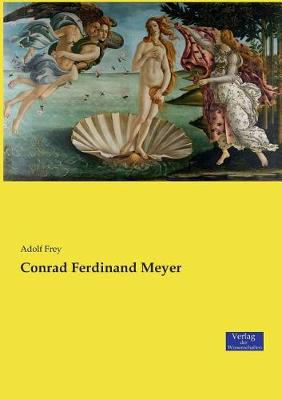 Conrad Ferdinand Meyer (Paperback)