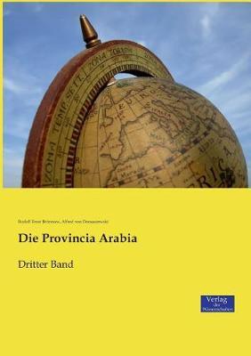 Die Provincia Arabia (Paperback)