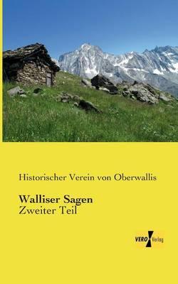 Walliser Sagen (Paperback)