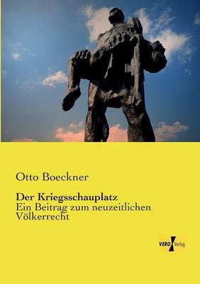 Der Kriegsschauplatz (Paperback)