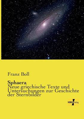 Sphaera (Paperback)